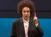 Spaghetti  Malcolm Gladwell tells a story about his friend Howard who is responsible for bringing variety into the food industry. Video