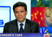 EU Crisis  Fareed Zakaria sees the EU crisis as China's opportunity to become a responsible stakeholder in the global system.
