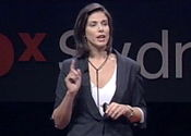 C.C.  Rachel Botsman makes a case for collaborative consumption versus the adquiring of things we rarely use. Video
