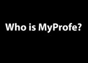 MyProfe?  Who is MyProfe? Where is he from? What did he do before moving to Spain? Who is his most famous student? Video